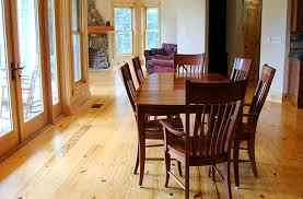 Dentons Knoxville Hardwood Flooring Refinishing Standing on