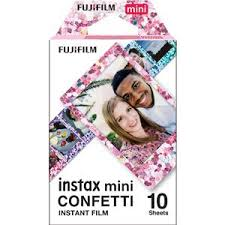 <b>Fujifilm Instax Mini</b> Confetti Instant <b>Color Film</b>, 10 Exposures 16620917