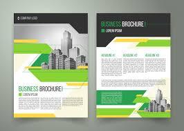 Template Brosur Template Brosur Dan Flyer Bisnis Terbaru Coreldraw Pusformasi