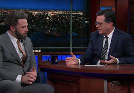 Ben Affleck challenged directly over alleged sexual assault during ...