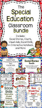 best images about social skills asperger this special education bundle will have a positive impact on the students in your classroom