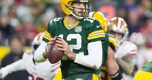 aaron rodgers sparks incredible comeback with three awesome throws as green bay packers beat san francisco 49ers 33 30 mirror