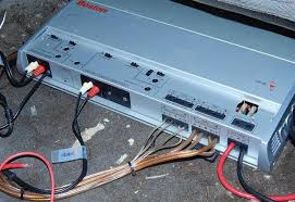 tweeters from head unit or amp posted image