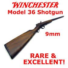 garden gun. Winchester (Pre 64) - The RARE Model 36 9mm Garden Gun L@@ H