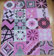 Breast Cancer Awareness Quilts: Celebrate our Sisters! & Quilt with Fun and Funky Pink Design Adamdwight.com