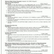 Sample Staff Nurse Resume Staff Nurse Resume Sample Inside Nurses Australia Samp Sevte 53