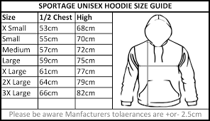 Sportage Unisex Pullover Hoodie