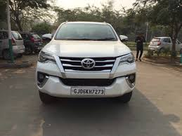 Get Used Toyota Fortuner AT in Delhi & NCR | Second Hand Toyota ...