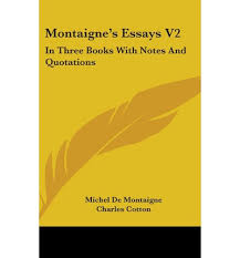 essays montaigne sparknotes the essays of montaigne' complete summary summary