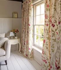 Printed Curtains Living Room Curtain Call Keeping Your Home Cosy For Winter Home Decor