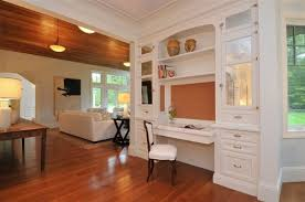 creating home office. Tuck A Work Station Into Hallway. Source: Zillow Creating Home Office T