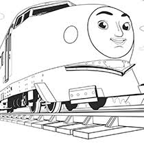 This printable coloring pages for train thomas and friends by fans is for all ages beginning with preschool coloring pages. Free Games Activities And Party Ideas Thomas Friends