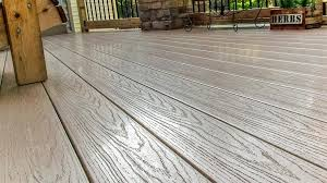 genovations vinyl decking reviews wood tongue and groove porch flooring