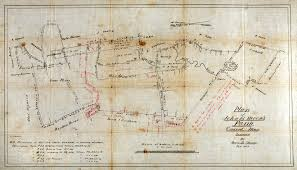 map analysis of gleason s and walling s concord maps   concordlibrary org scollect thoreau surveys 94a htm