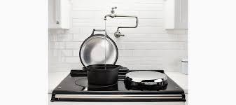 Kitchen Pot Filler Faucets Artifacts Ar Wall Mount Pot Filler Faucet Consolidated Plumbing