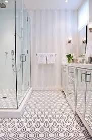 mosaic floor tile bathroom with marble in honeycomb regard to remodel 8