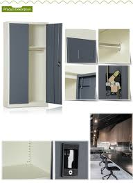 Metal Bedroom Furniture Sets Metal Wardrobe Steel Almirah Bedroom Furniture Set Indian Design