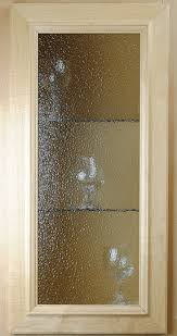 kitchen glass cabinet doors