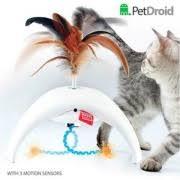<b>GiGwi PetDroid</b> интерактивная <b>игрушка</b> для кошек Фезер Спинер
