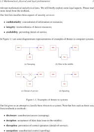 cs introduction to computer security hugh anderson pdf in figure 1 1 are some diagrammatic representations of examples of