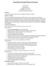 System Analyst Cover Letter Free Resume Templates