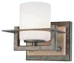 lighting for bathrooms. minka lighting 1 light bath shown in aged patina iron wtravertine stone 6461 for bathrooms