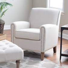 living room accent chairs. Exellent Accent Belham Living Nala Arm Chair With Nailheads Intended Room Accent Chairs R