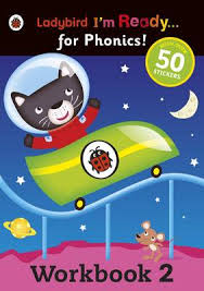 Workbook 2: Ladybird <b>I'm Ready for Phonics</b> by Ladybird | Penguin ...