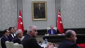Kabine toplantısı ne zaman yapılacak, hangi gün? Masada yüz yüze eğitim  süreci var!