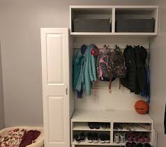 bookcases home design closet shelves ikea besta unit with cabinet from lowe s i love my