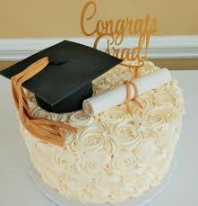 10 Graduation Cakes To Help You Celebrate The Big Day In The