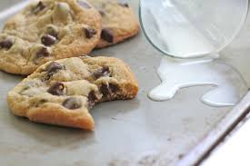 They're soft and gooey in the middle and crisp and chewy around the edges. Chewy Gluten Free Chocolate Chip Cookies