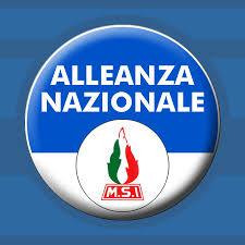 Risultati immagini per alleanza nazionale