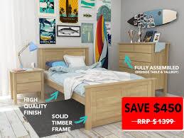 Single Bedroom Suites Dandenong Bedroom Suites King Single Kids B2c Furniture