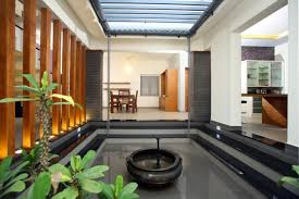 Courtyard Design Ideas Beautiful Houses Interior In Kerala Google Search Courtyard