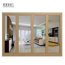 smart slimline aluminium bifold doors commercial aluminium glass folding doors