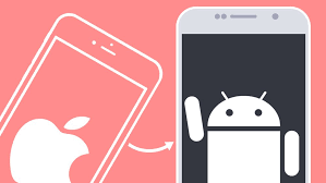 Transferring phone contacts from iPhone to Android