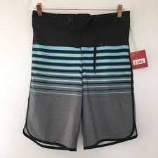 Mossimo Swimwear Size Chart Mossimo 4 Way Stretch Stretch Fly Board Shorts Nwt