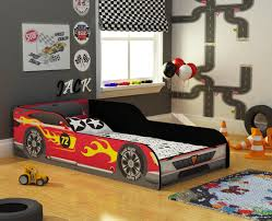 Lightning Mcqueen Room Ideas For Toddlers Car Bedroom Themed Toddler  Wonderful Disney With Red Wood Solid Race Car Decor Bedroom With Lightning  Mcqueen Room ...