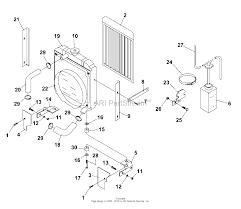 Bunton bobcat ryan 75 70006a 430 max 25hp kubota gas steiner rh jackssmallengines engine cooling system diagram ammonia cooling system diagram