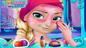 elsa and anna yeezy disney frozen esla anna makeup games for s kids games tv video
