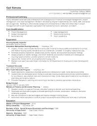 Property Inspector Resume Famous Home Inspector Resume Images Documentation Template Example 1