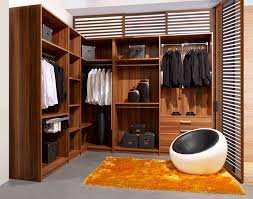 Bedroom Furniture  Wooden Open Wardrobe Cabinet Grey Carpet - Types of bedroom furniture