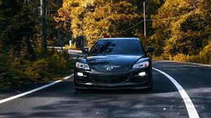 Mazda RX-8 R3 Test Sürüşü / 9.000 RPM çeviren Wankel Motor - YouTube