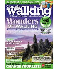 walkmiles live for the outdoors country walking 2017 the wonders of walking