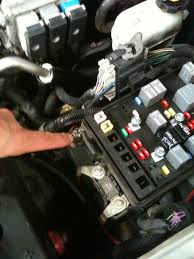 random unconnected wire to the fuse panel chevy trailblazer click image for larger version fuse jpg views 3149 size