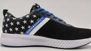 Air Force veteran touts <b>new</b> shoe to honor law enforcement as <b>Nike</b> ...