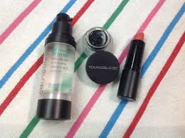 i got three items a lipstick in the colour c beach it s gorgeous and it s being a firm favourite if you follow me on facebook you ll see it s