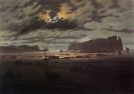 Ocean photography Nature photography Moonlight Ocean sunset Night  Photography in 2020 | Caspar david friedrich, Ocean photography, Nature  photography
