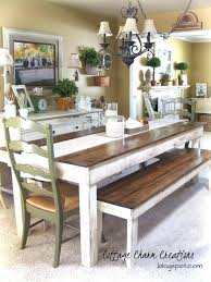 kitchen table with bench kitchen tables with benches best farmhouse table with bench ideas on kitchen kitchen table with bench